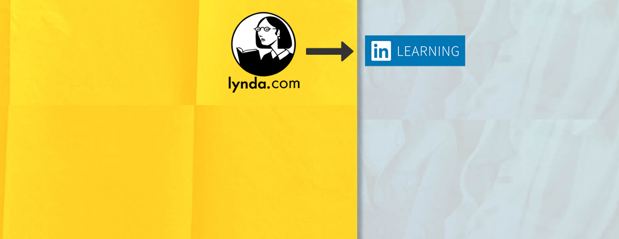 Lynda.com has become LinkedIn Learning - learn business, software, technology and creative skills